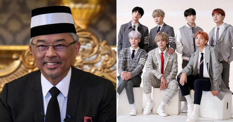Our Agong Just Revealed That He Likes K-Pop And BTS In A New Fun Interview - WORLD OF BUZZ