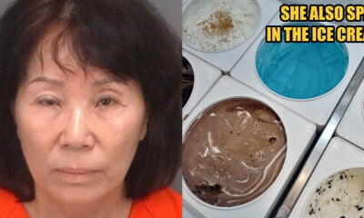 Florida Woman PEED into a Bucket That was Used to Churn Ice Cream - WORLD OF BUZZ