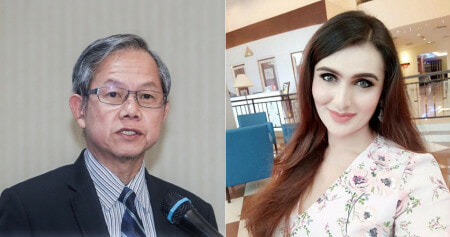 After Backlash From M'sians, MOH Defends Appointment of Transgender Woman As CCM Representative - WORLD OF BUZZ