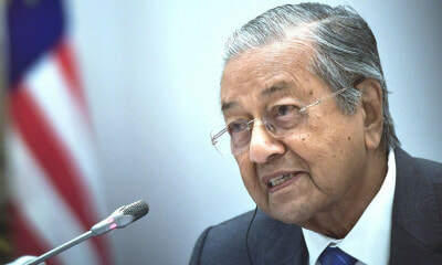 """Forget Your Nationalistic Pride & Learn English,"" Says Tun Mahathir - WORLD OF BUZZ"