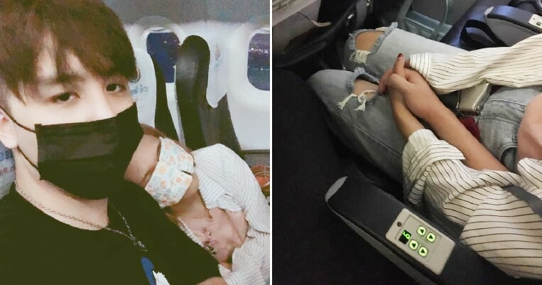 Guy Falls in Love with Girl He Met on Flight, They Become a Couple After Holding Hands During Turbulence - WORLD OF BUZZ 4