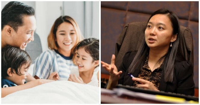 Hannah Yeoh: M'sians Don't Want More Kids because of Challenges Working Women Face - WORLD OF BUZZ