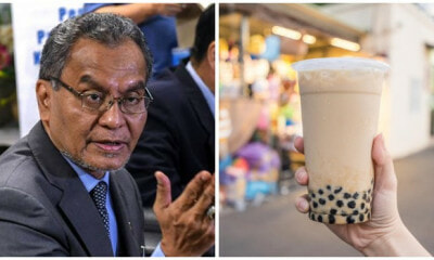"Health Minister: Sugary Drinks Like Bubble Tea Will ""Jeopardise Your Health"" - WORLD OF BUZZ"