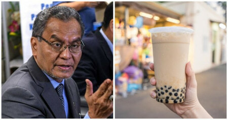 """Health Minister: Sugary Drinks Like Bubble Tea Will """"Jeopardise Your Health"""" - WORLD OF BUZZ"""