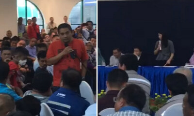 """I Spent Thousands on My Child's Treatment,"" Angry Father Tells Yeo Bee Yin & Other Pasir Gudang Townhall Participants - WORLD OF BUZZ 2"