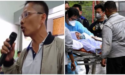 """I'll Take a Life For a Life!"" Angry Father Yells After Pasir Gudang School Didn't Help His Daughter Effected By Chemical Pollution - WORLD OF BUZZ"