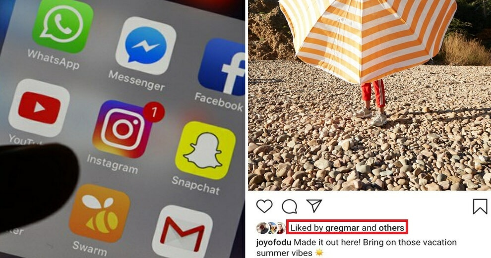 Influencers & Social Media Agencies Say Instagram Hiding Likes Count is Demotivating For Them - WORLD OF BUZZ 1