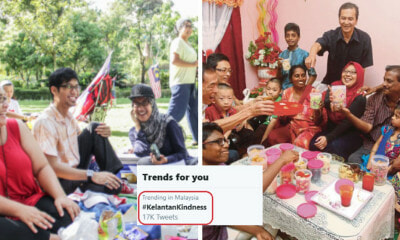 Kelantan Seemed to Receive A Lot of Hate, So People Started A Heartwarming #KelantanKindness Campaign - WORLD OF BUZZ