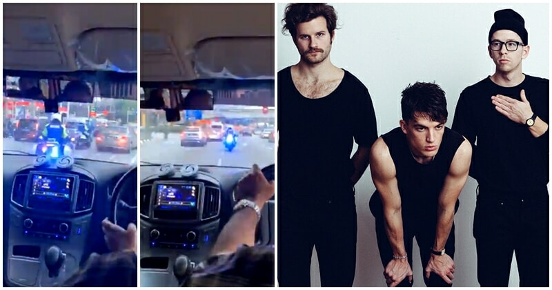 LANY Gets VVIP Treatment When Escorted Through Rush Hour Traffic, Gets Flak From Malaysians In Return - WORLD OF BUZZ