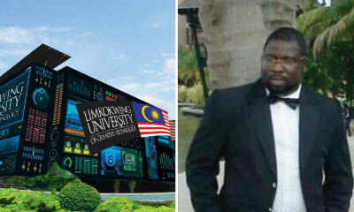 Limkokwing University Suspends All Classes Today After PhD Student Dies - WORLD OF BUZZ