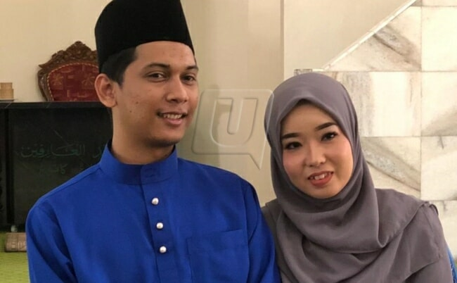 Malaysian Man Meets Japanese Girl On Facebook, Falls in Love & Marries Her Later - WORLD OF BUZZ 1