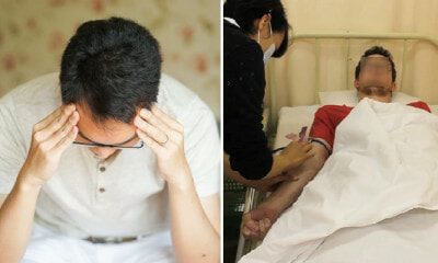 Man Suffers From Stroke After Ignoring Persistent Headaches Thinking It Was Nothing - WORLD OF BUZZ 3