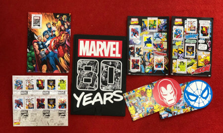 Marvel Fans, Pos Malaysia Has Just Released Limited Edition Marvel Stamps! - WORLD OF BUZZ 1