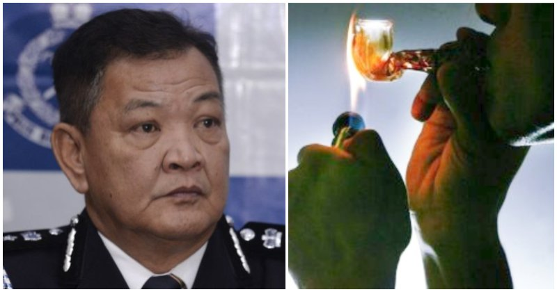 """M'sia Losing The Narcotics War"" IGP Says, 30 Policemen Arrested This Year For Drug Addiction - WORLD OF BUZZ"
