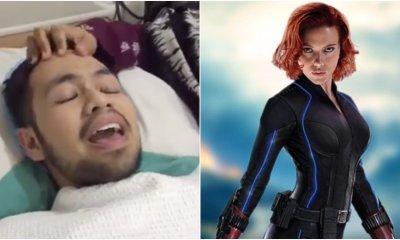 "M'sian Avengers Fan High on Surgery Meds Hilariously Says, ""Black Widow, Save Me!"" - WORLD OF BUZZ"