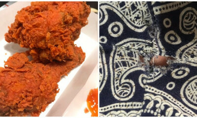 M'sian Man Ripped His Underwear Pooping From Eating McD's New 3X Spicier Ayam Goreng - WORLD OF BUZZ