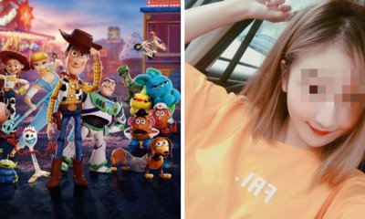 M'sian Woman Records Few Seconds of Toy Story 4 on Instagram Story, Gets Banned for 3 Days - WORLD OF BUZZ 1