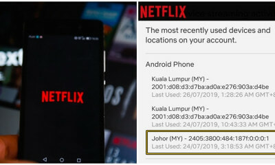 Netizen Urge Users Not To Fall For RM10 Netflix Subscription, With Scammers Hacking Into User's Accounts - WORLD OF BUZZ 6