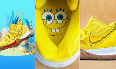 Nike Revealed Its Upcoming Spongebob Collection & We're Excited For It! - WORLD OF BUZZ