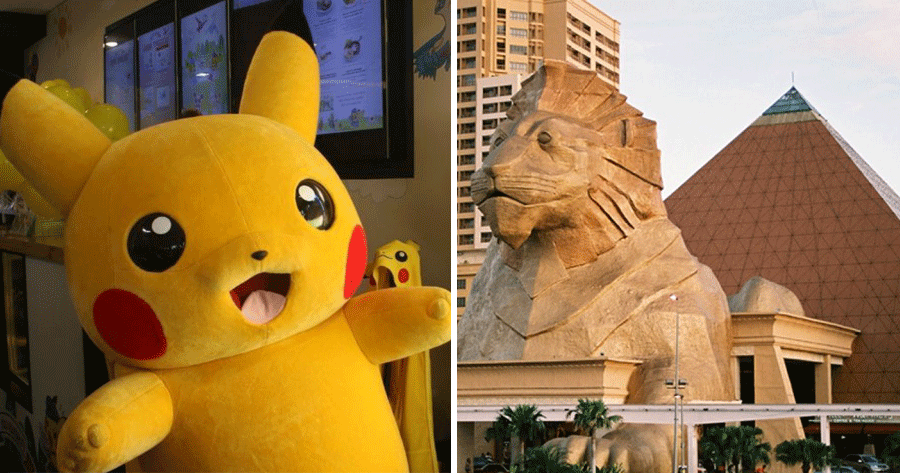 Omg Pikachu Is Coming To Sunway Pyramid This 3Rd & 4Th August, Here's Why You Gotta Check It Out! - World Of Buzz