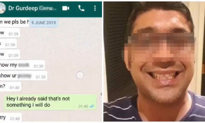 Perverted Psychiatrist at PJ Hospital Exposed For Sexually Harassing His Rape Victim Patient - WORLD OF BUZZ