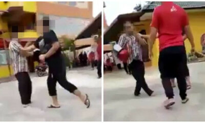 Police Are Looking For Two Suspects That Beat Up A Teacher in Kelantan Secondary School - WORLD OF BUZZ