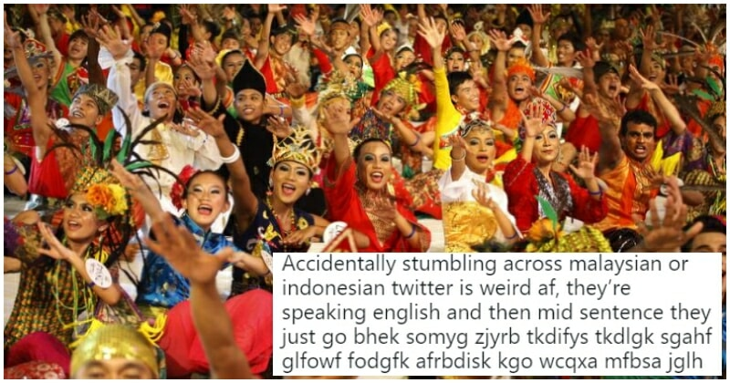 """Russian Man Suffers Malaysians' Wrath After Saying Manglish is """"Weird AF"""" - WORLD OF BUZZ"""