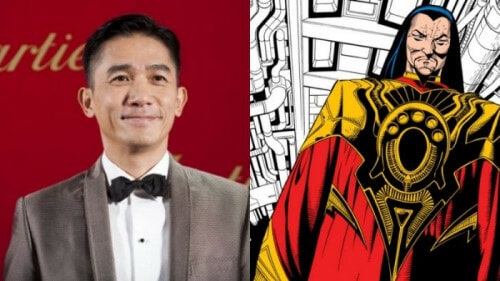 Simu Liu And Tony Leung Will Star In Marvel's Shang-Chi Hitting Theaters In 2021 - WORLD OF BUZZ