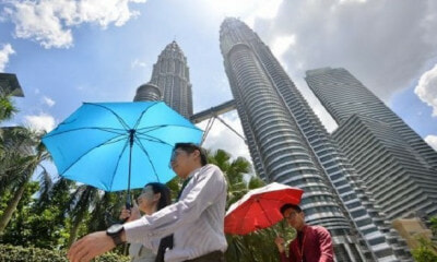 Study Predicts Tropical Cities, Including KL, Will Experience Extreme Weather & Drought by 2050 - WORLD OF BUZZ 2