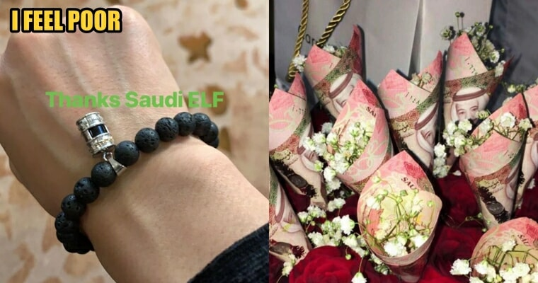Super Junior Receives Money, Rolex Watches, Gold, and Oil as Gifts from Saudi Fans - WORLD OF BUZZ