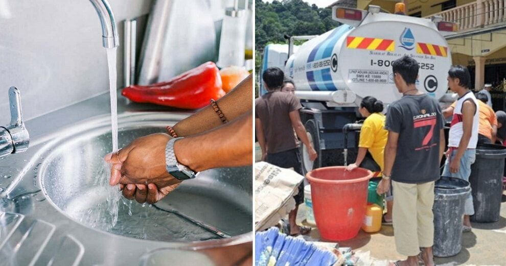 Syabas: These Areas in The Klang Valley Will Experience Water Cuts Starting 19th July, Earlier Than Expected - WORLD OF BUZZ 2