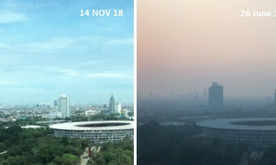 The Air is So Polluted in Jakarta That The Residents Are Suing The Government - WORLD OF BUZZ