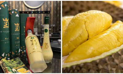 'The Durian Whisky' Is Made In Malaysia and It's An Unexpected Crossover! - WORLD OF BUZZ