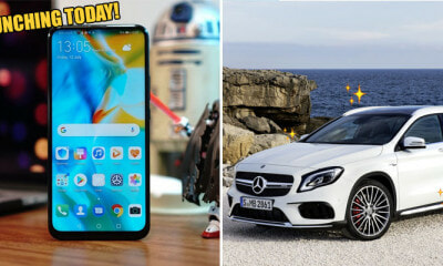 The HUAWEI Carnival Starts TODAY & M'sians Can Get the New Y9 Prime at Just RM899 + Win a Mercedes-Benz - WORLD OF BUZZ
