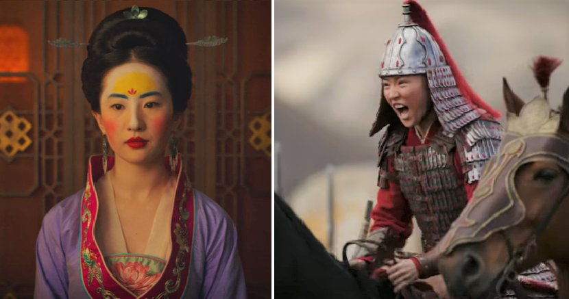 The Mulan Live-Action Trailer Is Out and It Brought Honour To The Family - WORLD OF BUZZ 6