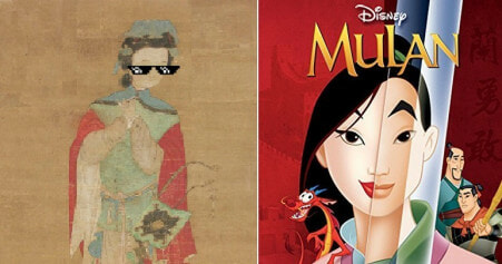 The REALEST History of Mulan #GirlPower - WORLD OF BUZZ