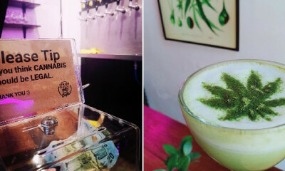 There's a Marijuana-Themed Cafe in Bangkok & It's The First In the Country! - WORLD OF BUZZ 5