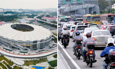These Roads in Bukit Jalil Will Be Closed on 27th July For The FA Cup Final - WORLD OF BUZZ 2