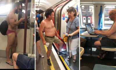 United Kingdom Suffers 38°C Heatwave, Photos Of Locals Coping With Weather Go Viral - WORLD OF BUZZ 4
