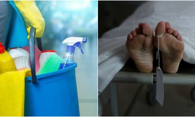 [Warning] Mixing Bleach With Other Detergents Can Produce Lethal Poisonous Gas - World Of Buzz