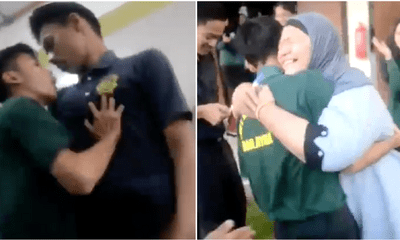 Watch: A Huge Fight In A Classroom With A Surprise Ending For The Teacher - WORLD OF BUZZ 5