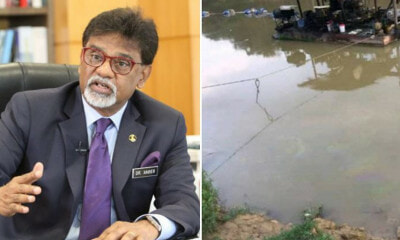 Water, Land & Natural Resources Minister: Diesel Pollution Which Caused Water Cuts Suspected to be Sabotage - WORLD OF BUZZ 3