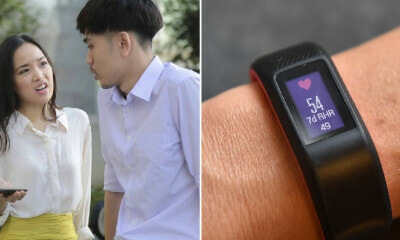 Woman Catches Friend's Cheating BF Red-Handed By Ingeniously Using a Fitness Tracker - WORLD OF BUZZ 4