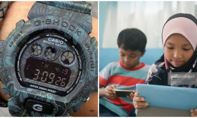 12-year-old M'sian Gets RM80 Watch For Free After Impressing Netizen With Bargaining Skills - WORLD OF BUZZ 1