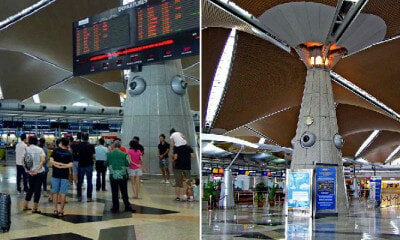 20 Flights Delayed in KLIA Due to System Issues, Passengers Advised to Reach KLIA & klia2 4 Hours Earlier - WORLD OF BUZZ 3