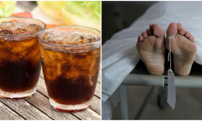 30yo Man Dies From Drinking Soda Everyday, Blood Sugar Level Was 20x Higher Than Normal - WORLD OF BUZZ