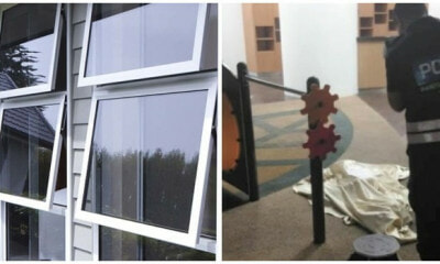 5yo Boy Falls From Fifth Floor Johor Hotel Window and Dies After Climbing On Top Of Sofa To Look Down - WORLD OF BUZZ 2