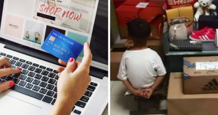 6yo Boy Accidentally Buys RM41K of Luxury Goods on Shopping App - WORLD OF BUZZ 1