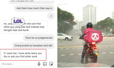 M'sian Man Receives Degrading Messages From Stranger, Telling Him He Should Earn More To Keep His GF - WORLD OF BUZZ