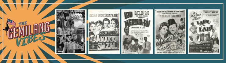 Catch Iconic P. Ramlee Films At TGV Cinemas This Merdeka And Malaysia Day - WORLD OF BUZZ 1